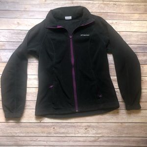 Women's Columbia Black jacket